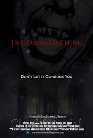 The Damned Thing - Poster / Capa / Cartaz - Oficial 1