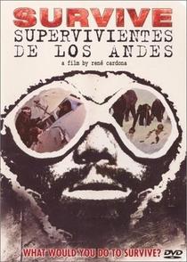 Os Sobreviventes dos Andes - Poster / Capa / Cartaz - Oficial 1