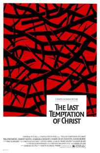 A Última Tentação de Cristo - Poster / Capa / Cartaz - Oficial 1