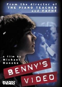 O Vídeo de Benny  - Poster / Capa / Cartaz - Oficial 4
