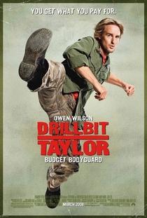 Meu Nome é Taylor, Drillbit Taylor - Poster / Capa / Cartaz - Oficial 1