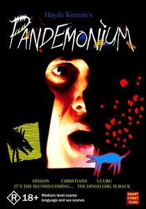 Pandemonium - Poster / Capa / Cartaz - Oficial 1