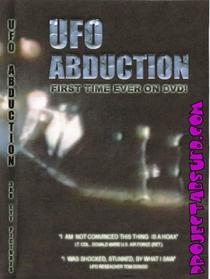 U.F.O. Abduction - Poster / Capa / Cartaz - Oficial 1