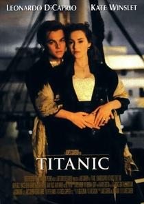 Titanic - Poster / Capa / Cartaz - Oficial 8