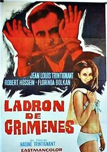 O Ladrão de Crimes - Poster / Capa / Cartaz - Oficial 1