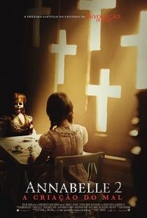 Annabelle 2: A Criação do Mal - Poster / Capa / Cartaz - Oficial 2