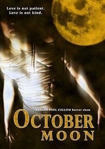October Moon - Poster / Capa / Cartaz - Oficial 1
