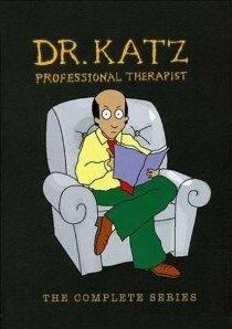 Dr. Katz, Terapeuta Profissional  - Poster / Capa / Cartaz - Oficial 1