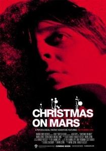 Christmas on Mars - Poster / Capa / Cartaz - Oficial 1