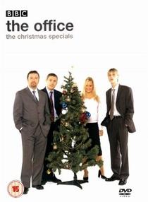 The Office UK (Especial de Natal) - Poster / Capa / Cartaz - Oficial 1