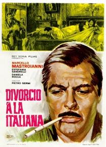 Divórcio à Italiana - Poster / Capa / Cartaz - Oficial 5