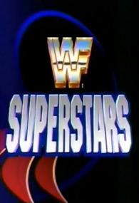 WWF Superstars of Wrestling - Poster / Capa / Cartaz - Oficial 1