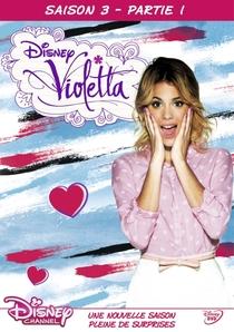 Violetta (3ª Temporada) - Poster / Capa / Cartaz - Oficial 6