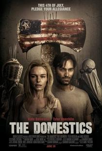 Os Domésticos - Poster / Capa / Cartaz - Oficial 1