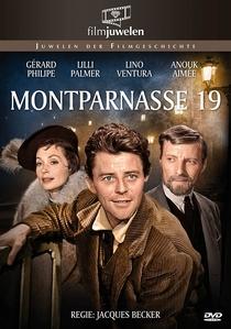 Os Amantes de Montparnasse - Poster / Capa / Cartaz - Oficial 8