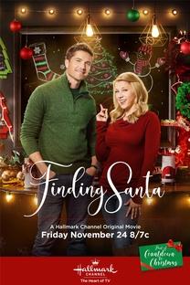 Finding Santa - Poster / Capa / Cartaz - Oficial 1