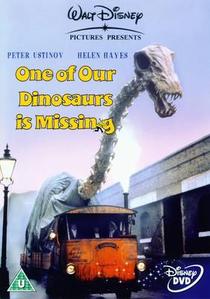 Está Faltando um de Nossos Dinossauros - Poster / Capa / Cartaz - Oficial 1