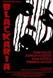 Blackaria - Poster / Capa / Cartaz - Oficial 2