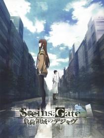 Steins;Gate - Poster / Capa / Cartaz - Oficial 2