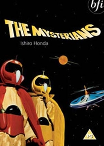 The Mysterians - Poster / Capa / Cartaz - Oficial 3