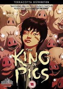 O Rei dos Porcos - Poster / Capa / Cartaz - Oficial 2