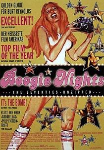 Boogie Nights - Prazer Sem Limites - Poster / Capa / Cartaz - Oficial 3