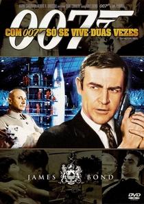 Com 007 Só Se Vive Duas Vezes - Poster / Capa / Cartaz - Oficial 10