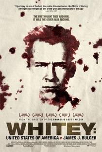 Whitey: United States of America v. James J. Bulger - Poster / Capa / Cartaz - Oficial 1