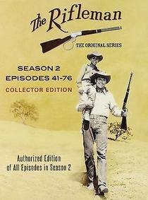 O Homem do Rifle (2ª Temporada) - Poster / Capa / Cartaz - Oficial 1