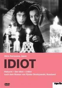 O Idiota  - Poster / Capa / Cartaz - Oficial 9