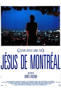 Jesus de Montreal - Poster / Capa / Cartaz - Oficial 2