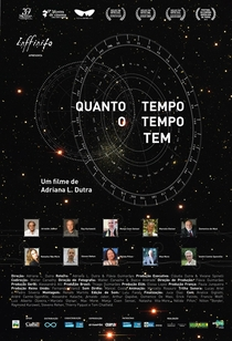 Quanto Tempo o Tempo Tem - Poster / Capa / Cartaz - Oficial 1