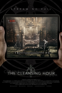 The Cleansing Hour - Poster / Capa / Cartaz - Oficial 1