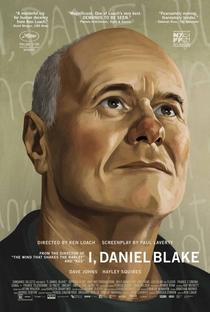Eu, Daniel Blake - Poster / Capa / Cartaz - Oficial 2