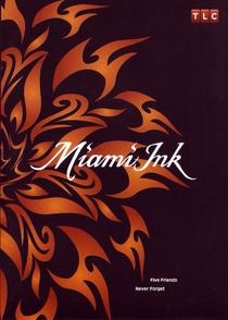 Miami Ink - Poster / Capa / Cartaz - Oficial 1