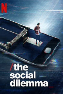 O Dilema das Redes - Poster / Capa / Cartaz - Oficial 11