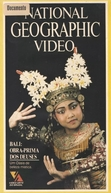National Geographic Vídeo - Bali, Obra Prima dos Deuses (National Geographic Specials: Bali Masterpiece of the Gods)