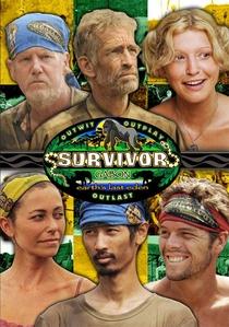 Survivor: Gabon (17ª Temporada) - Poster / Capa / Cartaz - Oficial 1