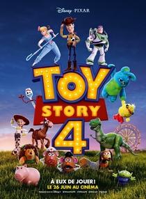 Toy Story 4 - Poster / Capa / Cartaz - Oficial 5