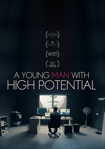 A Young Man with High Potential - Poster / Capa / Cartaz - Oficial 1