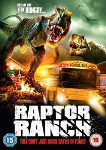 Raptor Ranch - Poster / Capa / Cartaz - Oficial 2