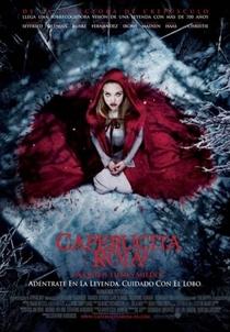 A Garota da Capa Vermelha - Poster / Capa / Cartaz - Oficial 3