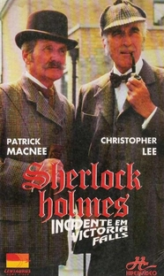 Sherlock Holmes: Incidente em Victoria Falls - Poster / Capa / Cartaz - Oficial 3