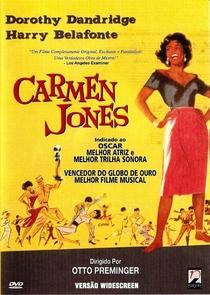 Carmen Jones - Poster / Capa / Cartaz - Oficial 8