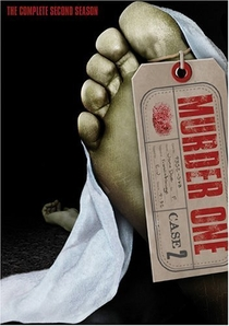 Murder One - Poster / Capa / Cartaz - Oficial 2
