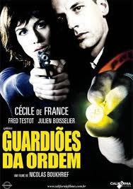 Guardiões da Ordem - Poster / Capa / Cartaz - Oficial 1
