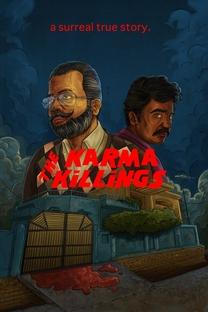 The Karma Killings - Poster / Capa / Cartaz - Oficial 1