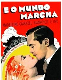 E O Mundo Marcha - Poster / Capa / Cartaz - Oficial 2