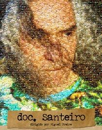 Doc. Santeiro - Poster / Capa / Cartaz - Oficial 1