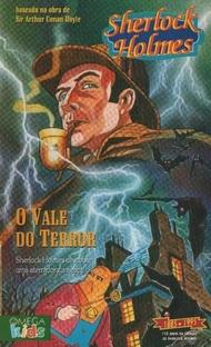 Sherlock Holmes e o vale do terror - Poster / Capa / Cartaz - Oficial 1